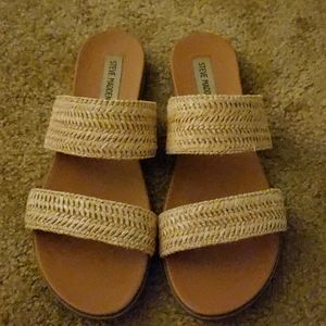 Steve Madden sandals. Size 8.5
